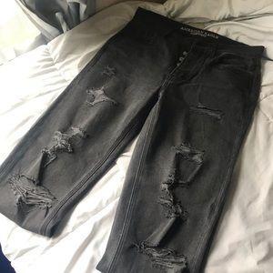 American Eagle Vintage High Rise Boyfriend Jeans